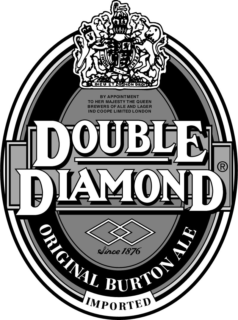 Double Diamond Ale vector