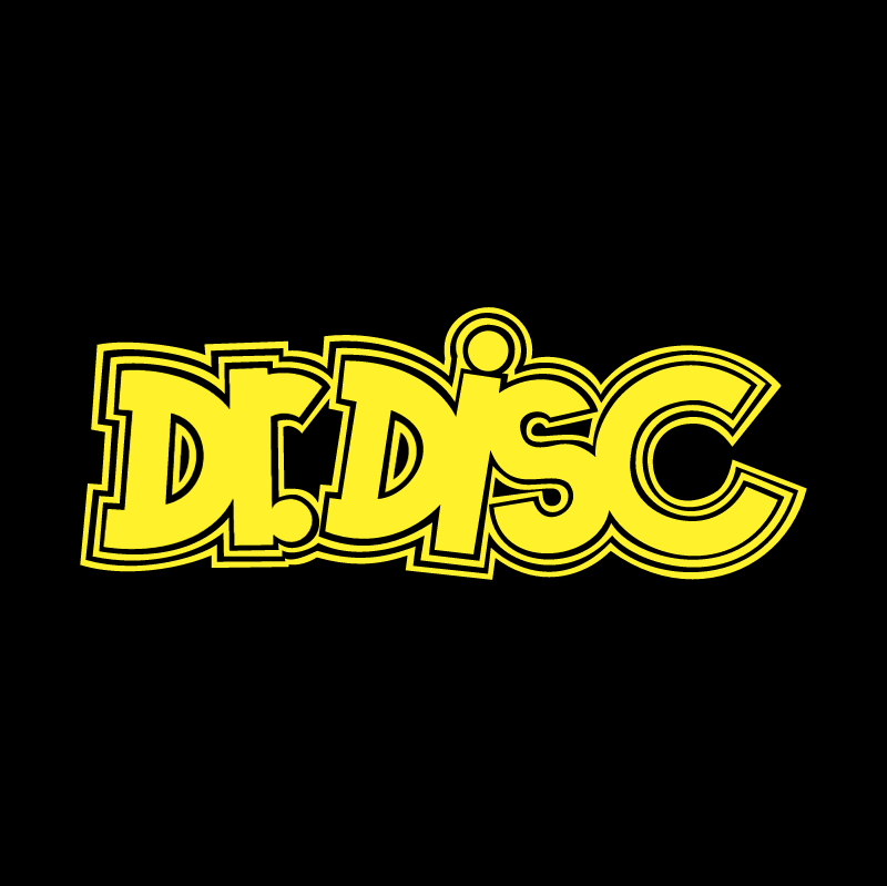 Dr Disc Remastered vector logo