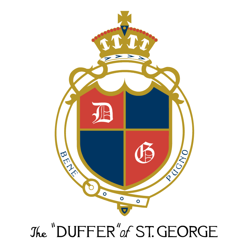 Duffer of St George vector logo