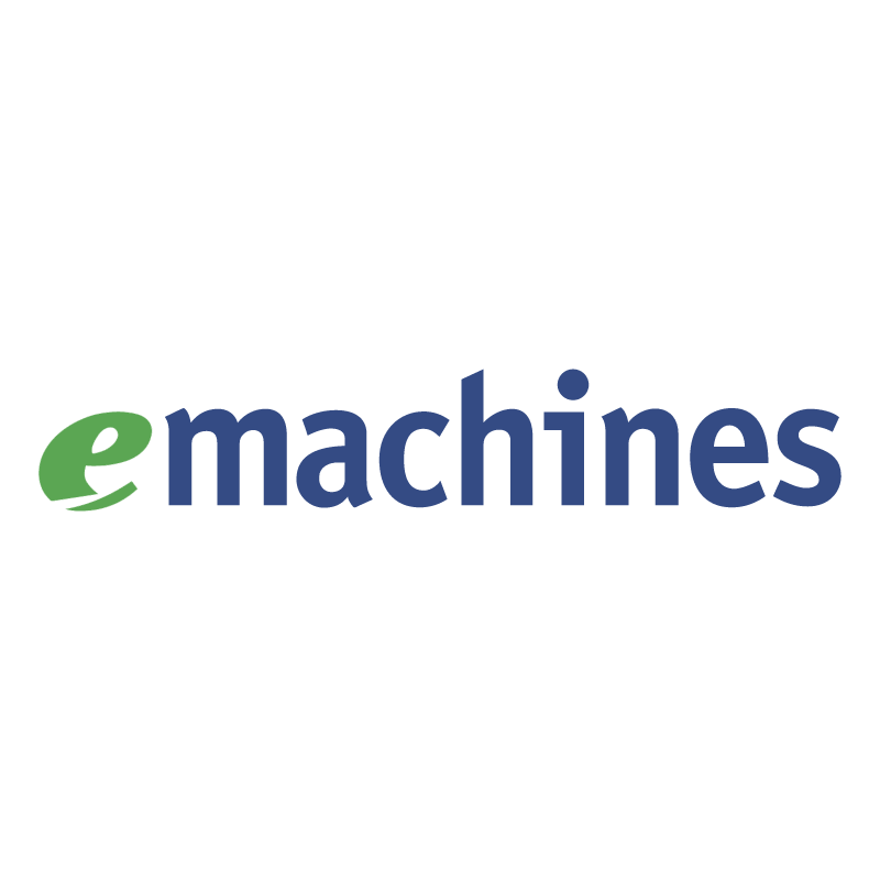 eMachines vector