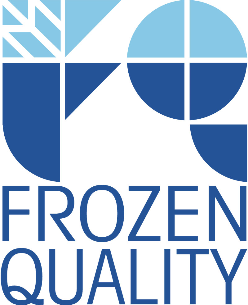 FROZEN QUALITY vector