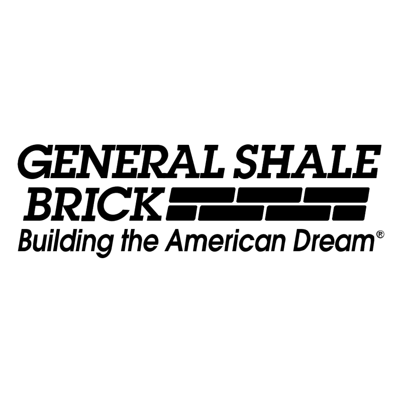 General Shale Products vector logo