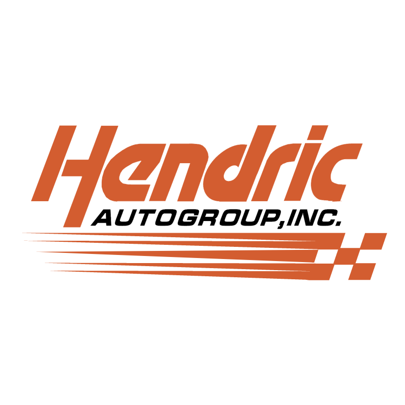 Hendrick Auto Group vector logo