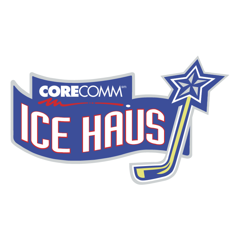 Ice Haus vector logo