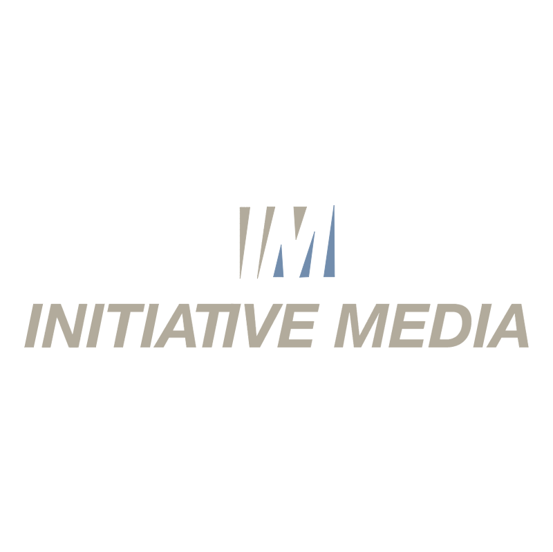 Initiative Media vector logo