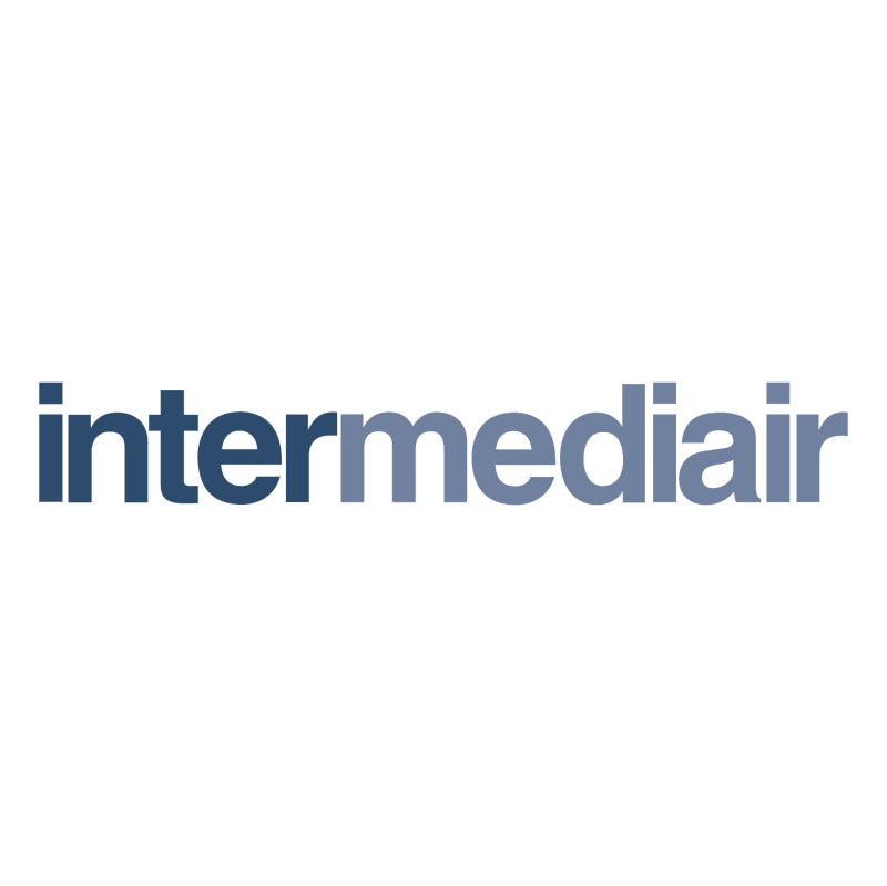 InterMediair vector logo