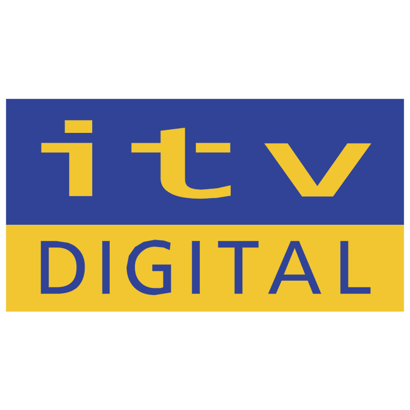 ITV Digital vector