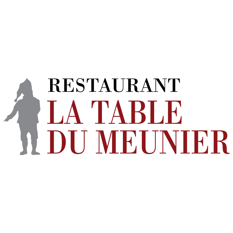 La Table du Meunier vector