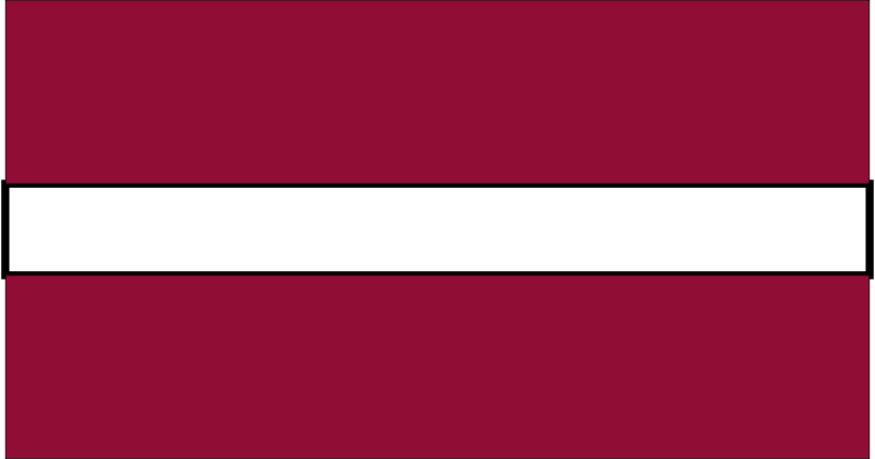 latvia f vector logo