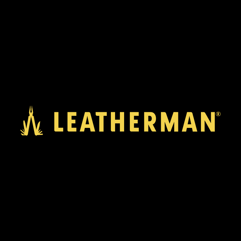 Leatherman vector logo