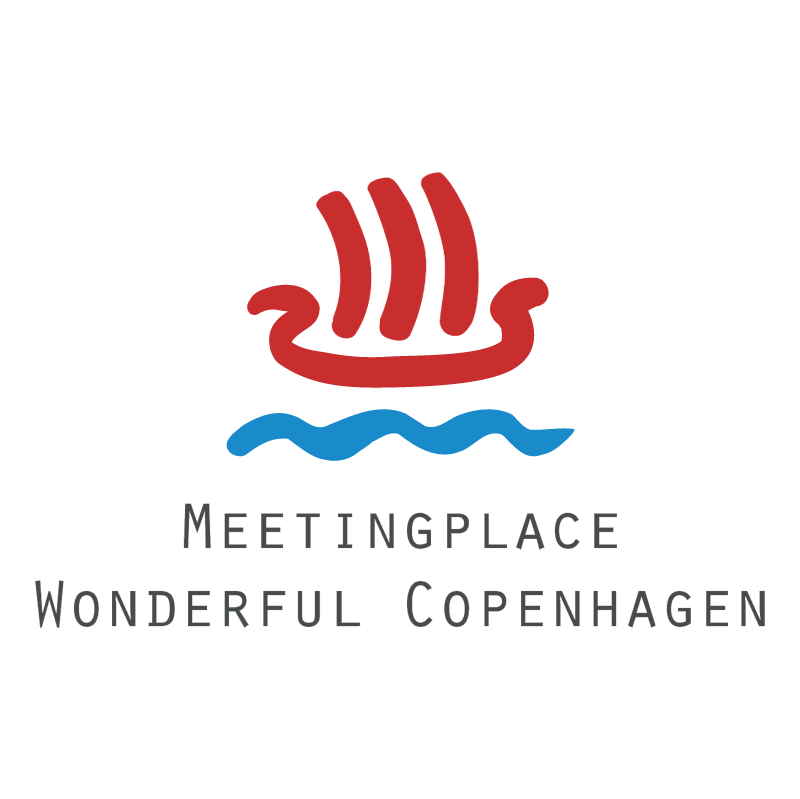 Meetingplace Wonderful Copenhagen vector