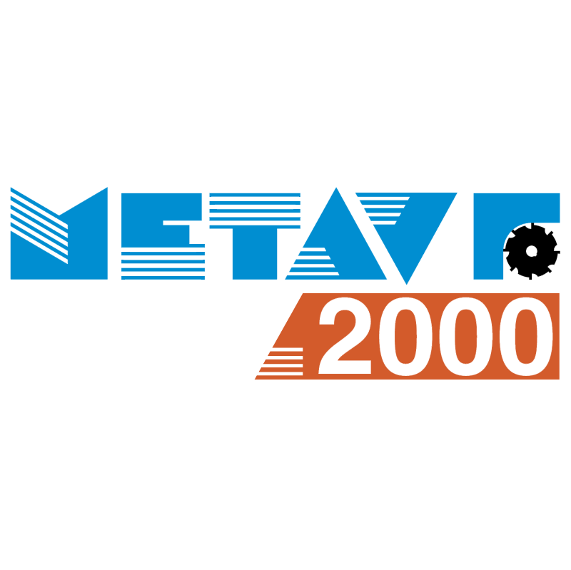 Metav 2000 vector logo