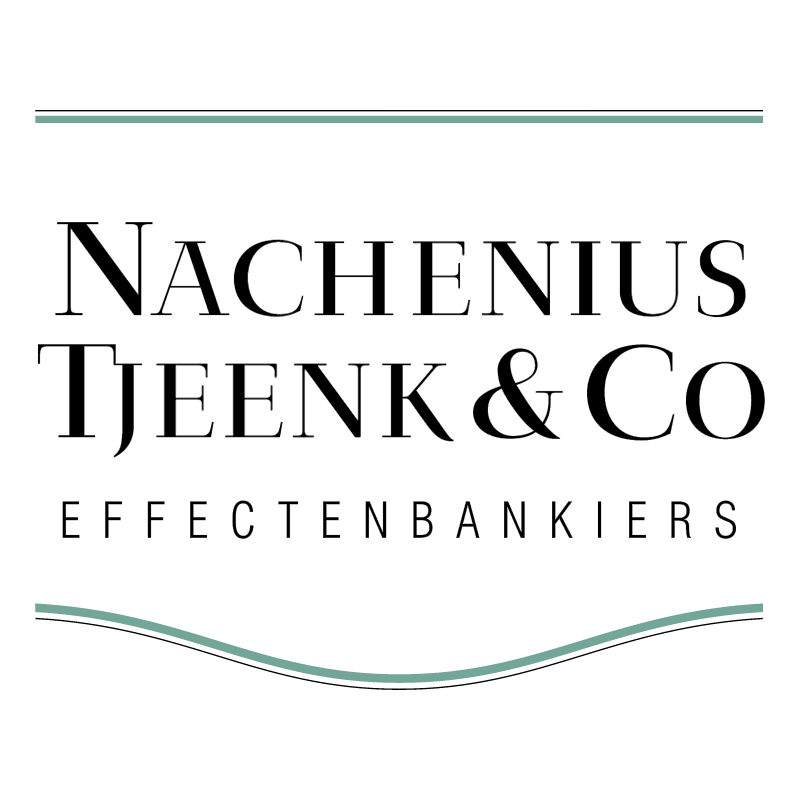 Nachenius Tjeenk & Co vector logo