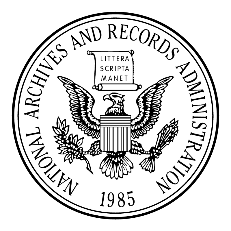 National Archives and Records Administration vector