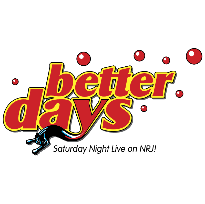 NRJ Better Days vector
