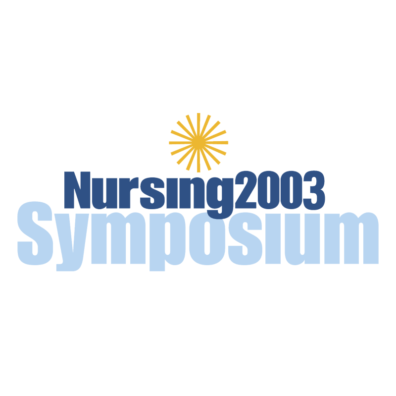 Nursing 2003 Symposium logo