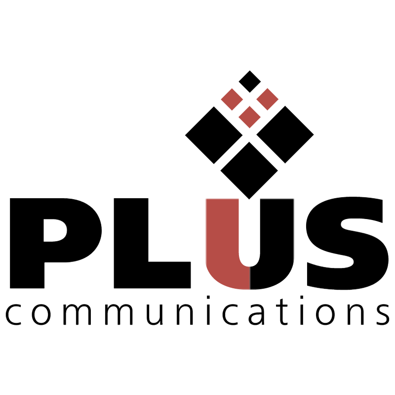 Plus Communications vector