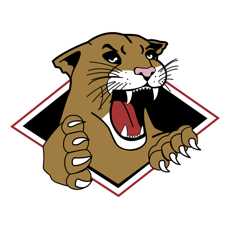 Pricne George Cougars vector logo