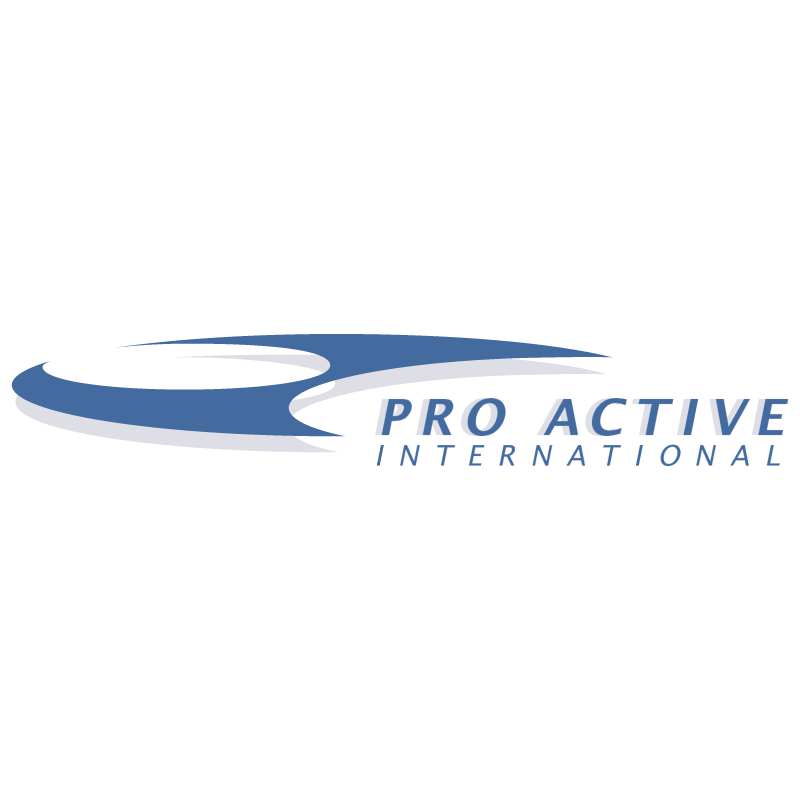Pro Active International vector