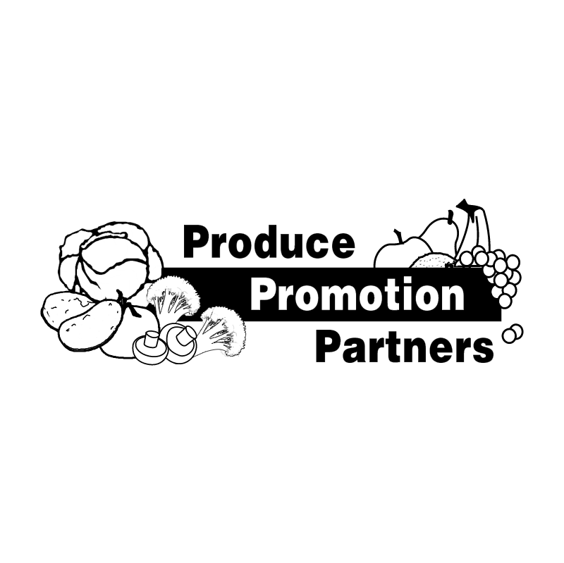 Produce Promotiom Partners vector