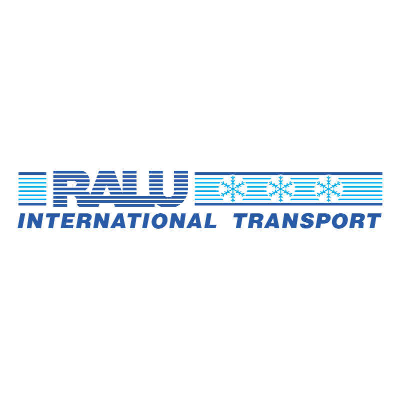 Ralu International Transport vector