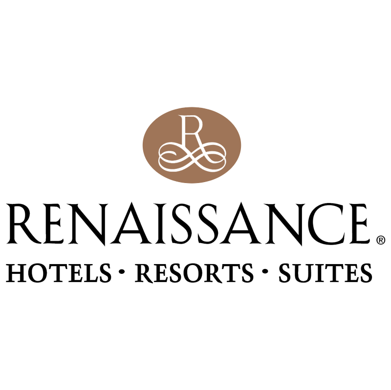 Renaissance Hotels Resorts Suites vector logo