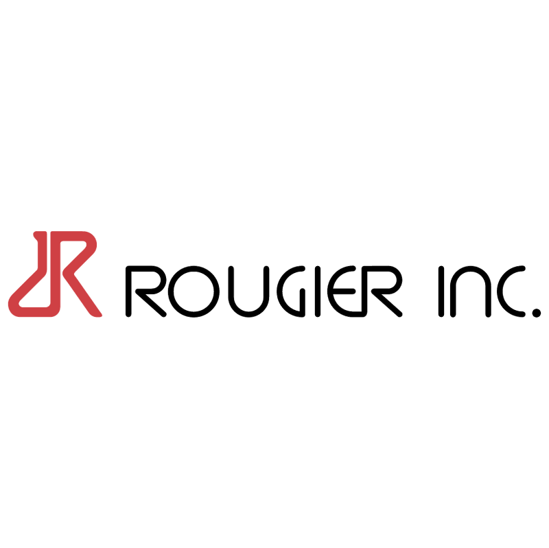 Rougier vector logo