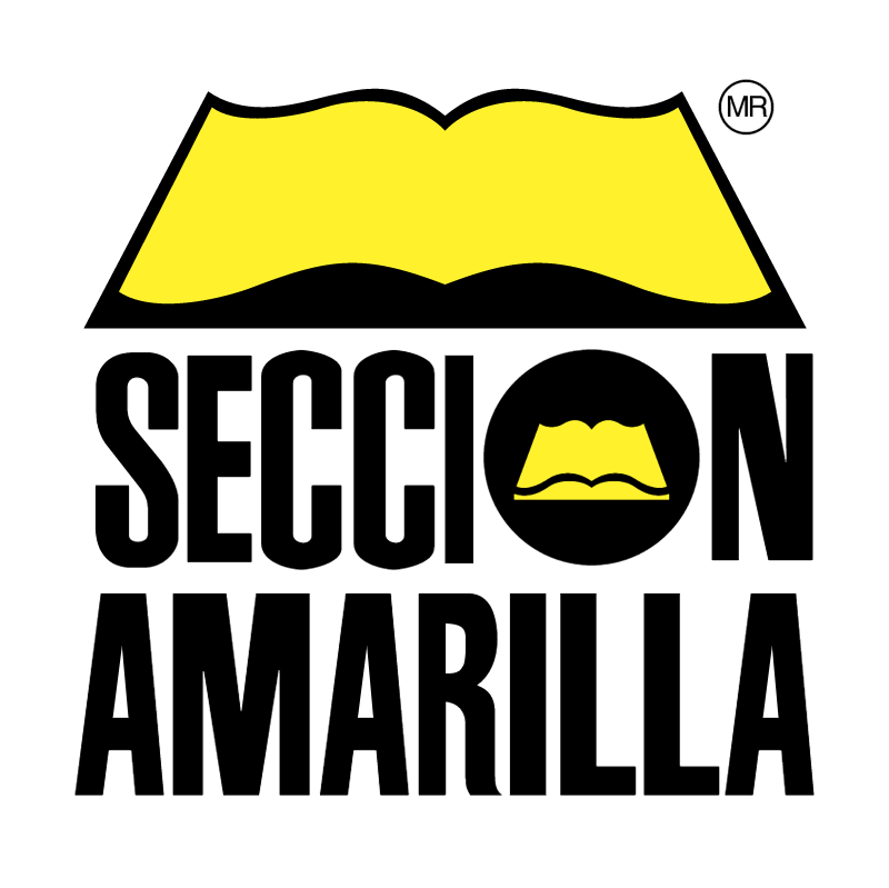 Seccion Amarilla vector