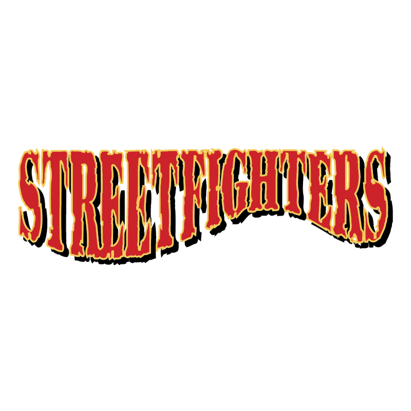 Streetfighters vector logo