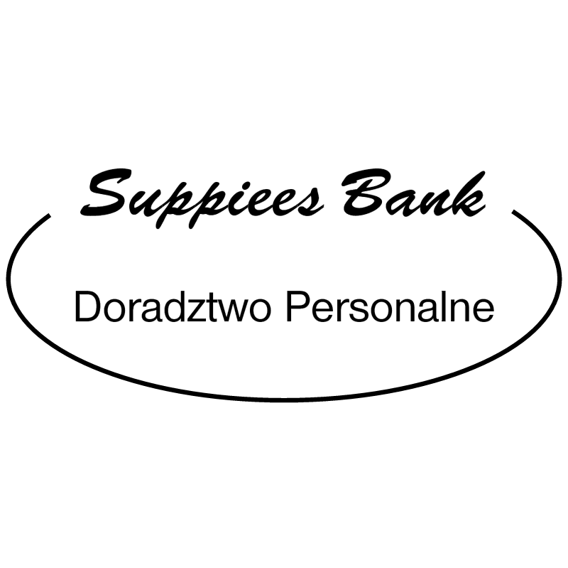 Suppiees Bank vector