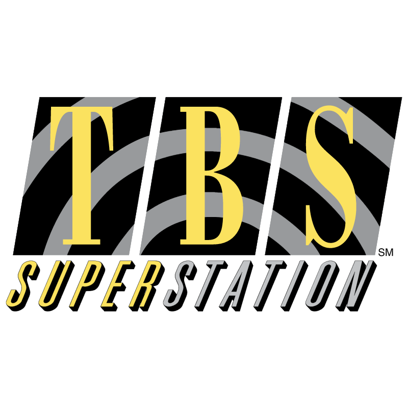 TBS Superstation vector logo