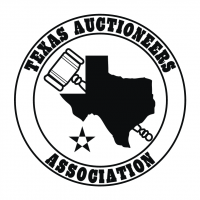 Texas Auctioneers Association vector