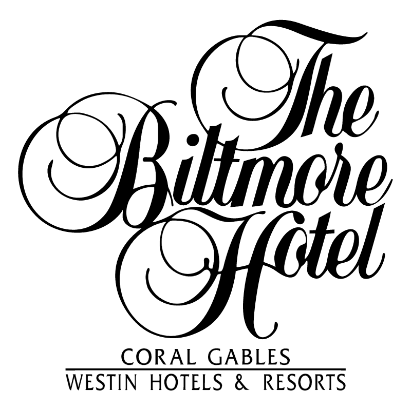 The Biltmore Hotel vector