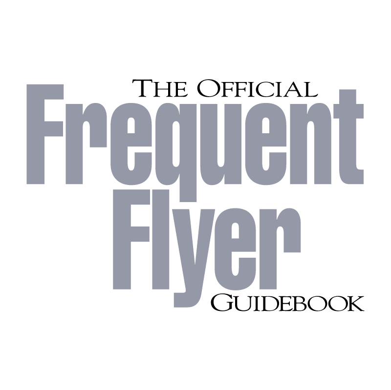 The Official Frequent Flyer Guidebook vector