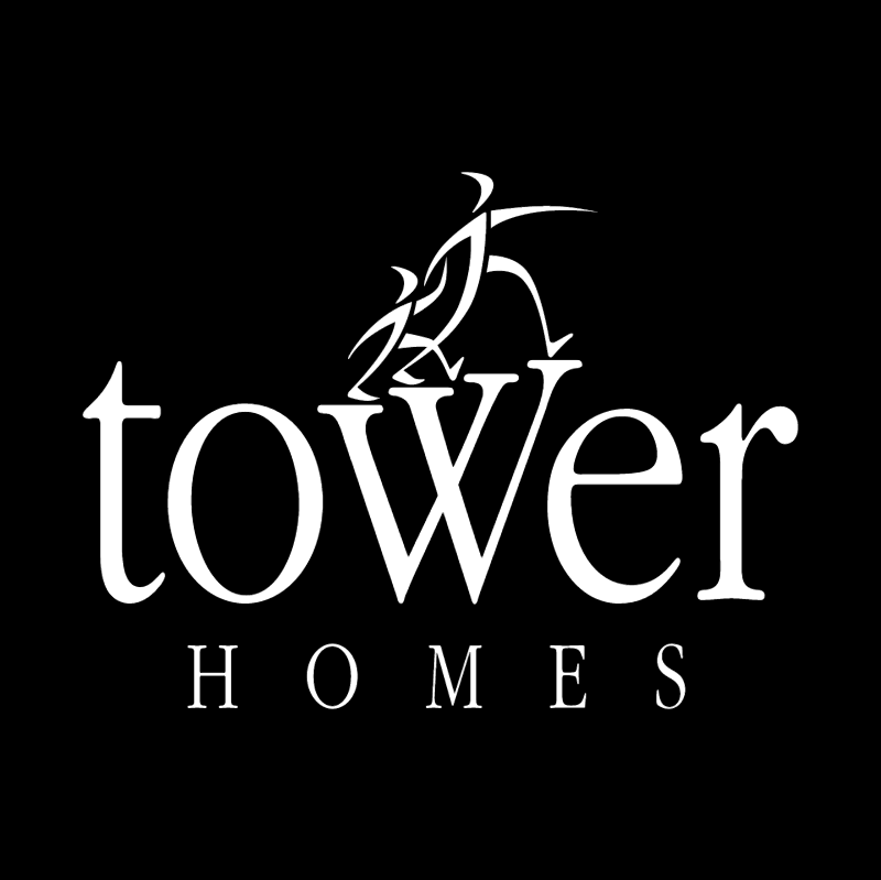 Tower Homes vector