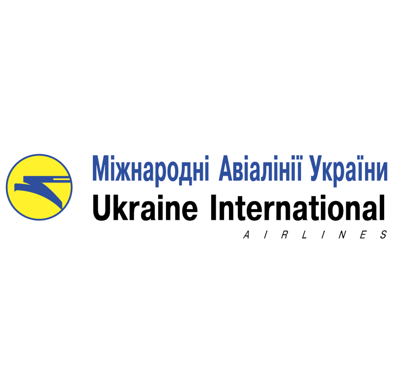 Ukraine International Airlines vector