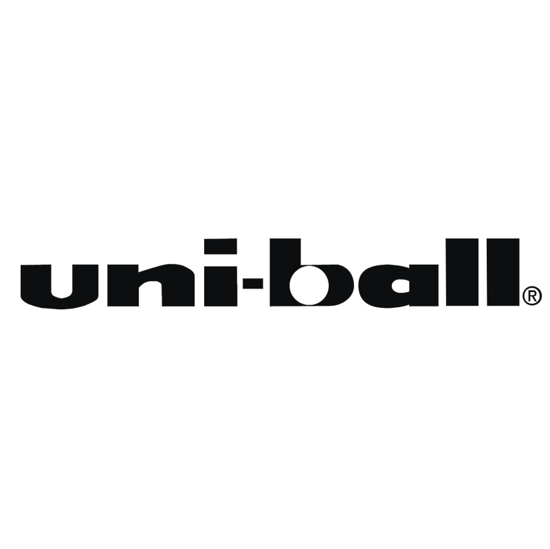 Uni Ball vector logo