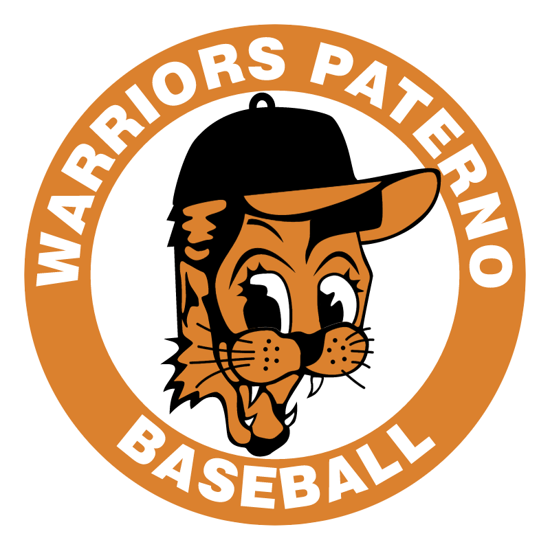 Warriors Paterno Baseball vector