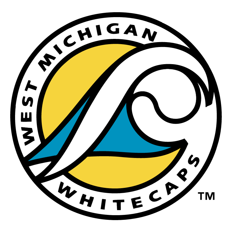 West Michigan Whitecaps vector