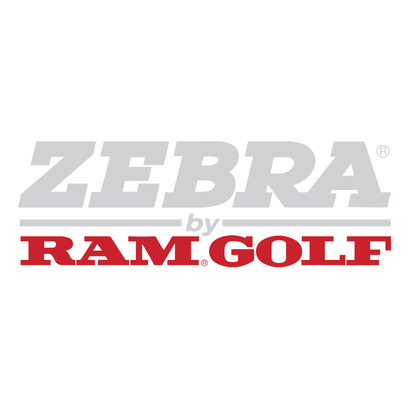 Zebra by RAM Golf vector