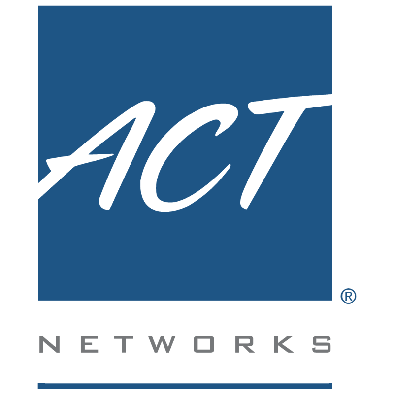 ACT Networks vector logo