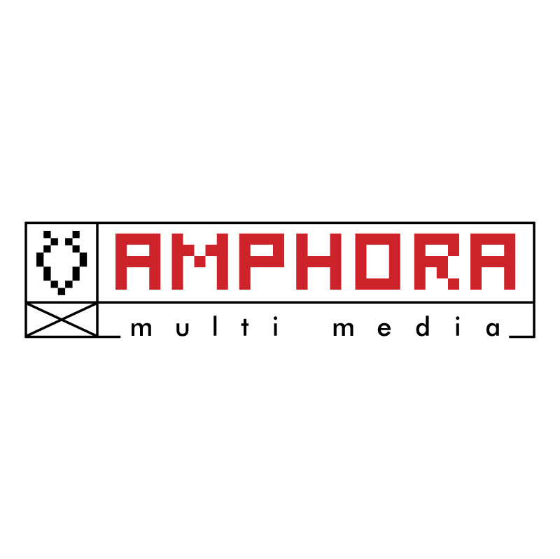 Amphora Multimedia 60205 vector logo