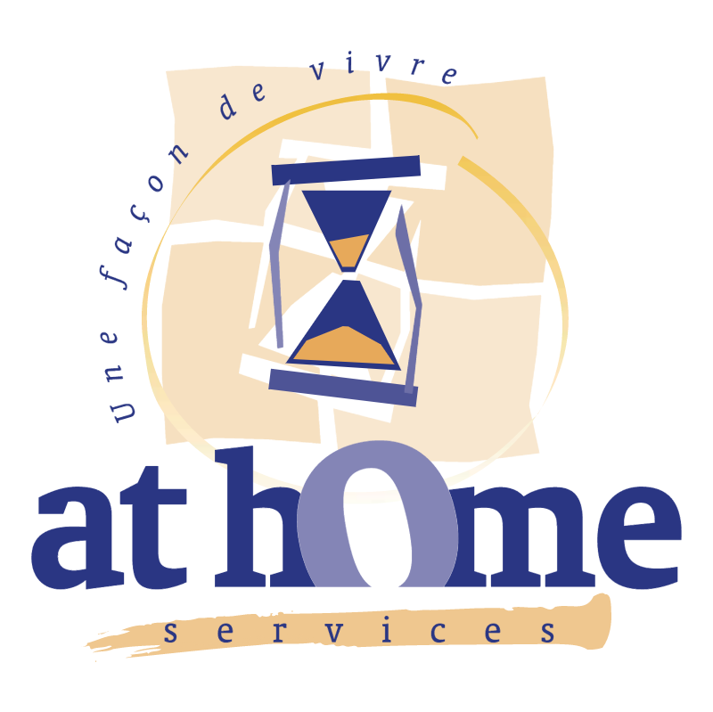 At Home Services 42680 vector