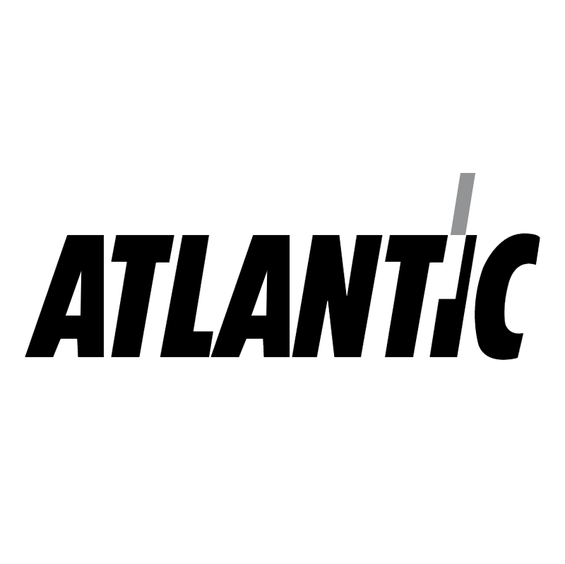 Atlantic vector logo