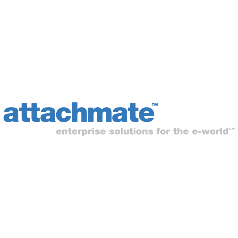 Attachmate 22613 vector logo