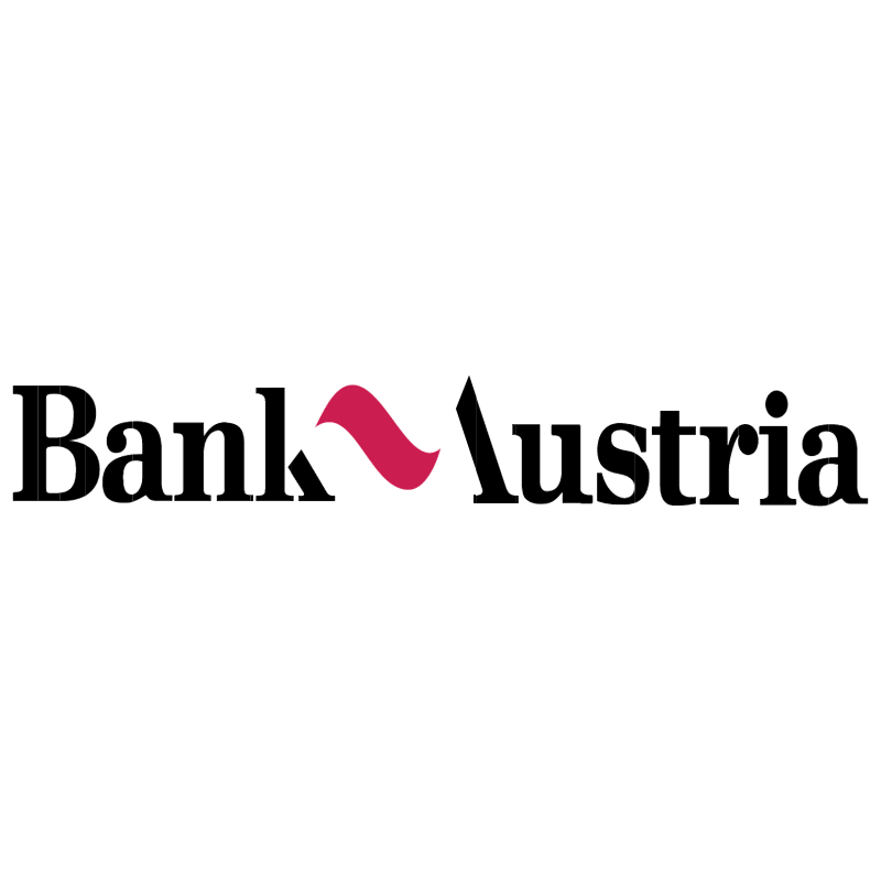 Bank Austria vector
