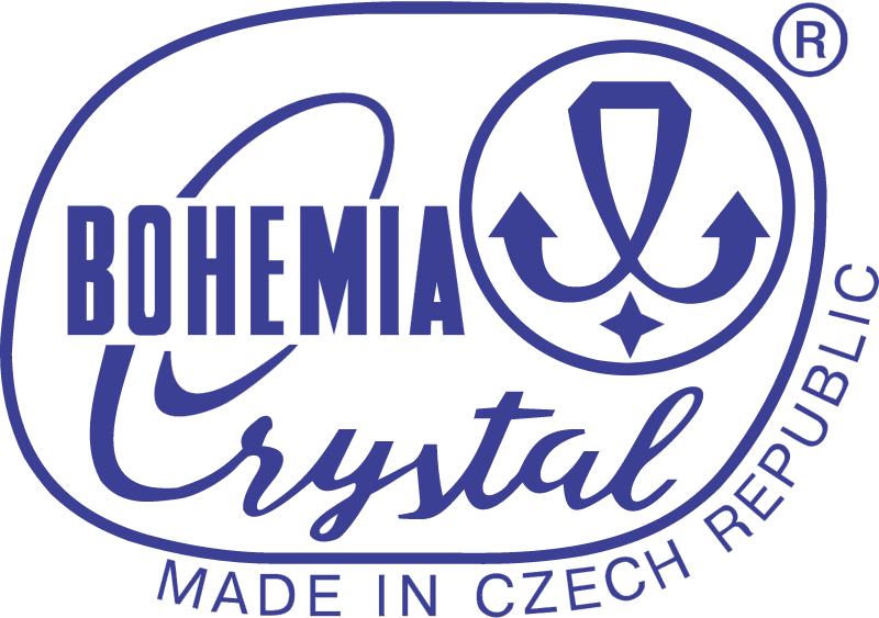 BOHEMIA CRYSTAL vector