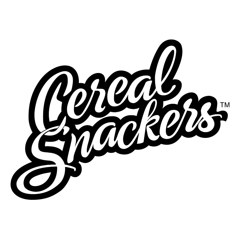 Cereal Snackers vector