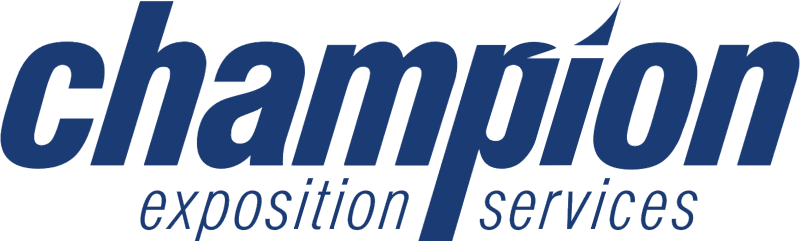 CHAMPION EXPOSITION SERVICE vector logo