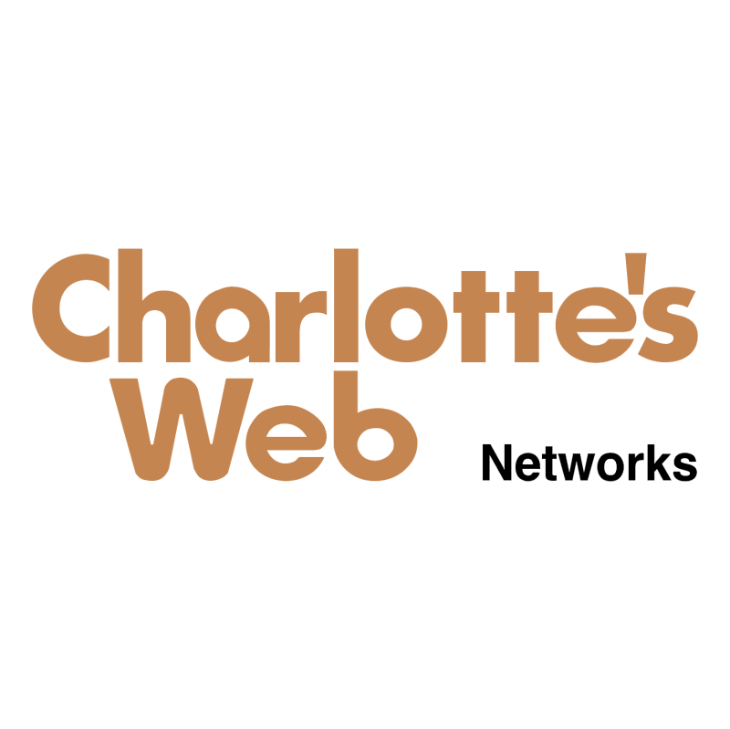 Charlotte's Web Networks vector